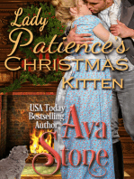 Lady Patience's Christmas Kitten