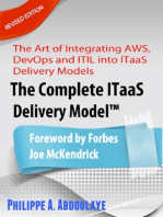 The Complete ITaaS Delivery Model™ - Revised Edition