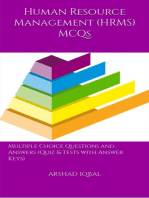 Human Resource Management (HRMS) MCQs
