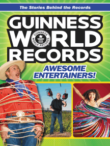 Guinness World Records: Awesome Entertainers!