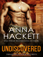 Undiscovered (Treasure Hunter Security #1)
