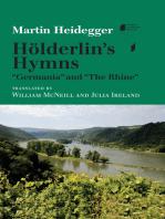 "Hölderlin's Hymns ""Germania"" and ""The Rhine"""