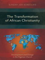The Transformation of African Christianity