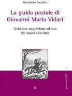 La guida postale di Giovanni Maria Vidari