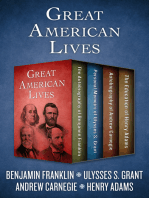 Great American Lives