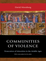Communities of Violence: Persecution of Minorities in the Middle Ages - Updated Edition