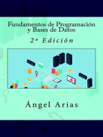 Fundamentos de Programación y Bases de Datos: 2ª Edición