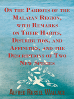 On the Parrots of the Malayan Region, with Remarks on Their Habits, Distribution, and Affinities, and the Descriptions of Two New Species