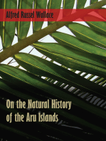 On the Natural History of the Aru Islands