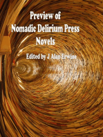 Preview of Nomadic Delirium Press novels