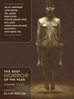 Best Horror of the Year