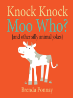 Knock Knock, Moo Who?