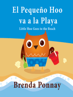 Little Hoo goes to the Beach / El Pequeño Hoo va a la Playa