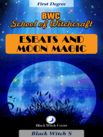 Esbats and Moon Magic