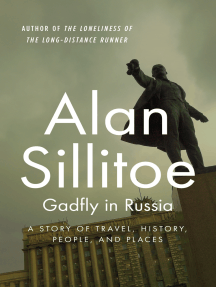 Gadfly in Russia: A Story of Travel, History, People, and Places