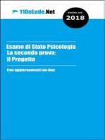 Esame di Stato Psicologia - La Seconda Prova