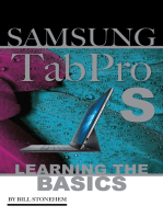 Samsung Tab Pro S