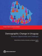 Demographic Change in Uruguay: Economic Opportunities and Challenges