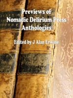 Previews of Nomadic Delirium Press Anthologies