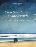 Two Gentlemen on the Beach