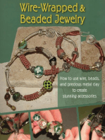 Wire-Wrapped & Beaded Jewelry