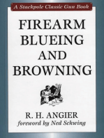 Firearm Blueing and Browning