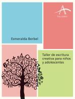 Taller de escritura creativa para niños y adolescentes