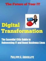 Digital Transformation Explained to CIOs