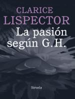 La pasión según G. H.