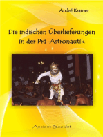 Die indischen Überlieferungen in der Prä-Astronautik