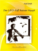 Der UFO-Fall Reiner Haupt - Unglaubliche UFO-Manöver über Lüdenscheid