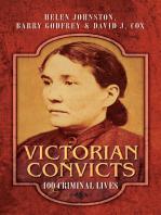 Victorian Convicts