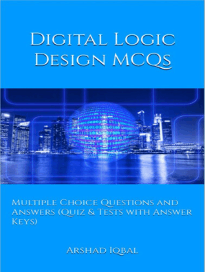 Digital Logic Design MCQs: Multiple Choice Questions and Answers (Quiz &  Tests with Answer Keys) by Arshad Iqbal - Read Online