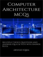 Computer Architecture MCQs