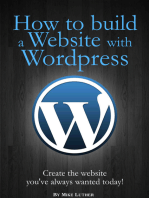 How To Build A Website Using Wordpress
