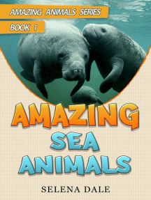 Amazing Sea Animals: Amazing Animals Adventure Series, #1