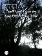 Traditional Tunes for Solo Fingerstyle Guitar