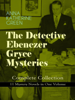 THE DETECTIVE EBENEZER GRYCE MYSTERIES – Complete Collection