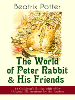 The World of Peter Rabbit & His Friends