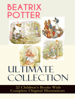 BEATRIX POTTER Ultimate Collection - 22 Children's Books With Complete Original Illustrations