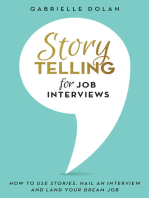Storytelling for Job Interviews
