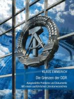 Die Grenzen der DDR