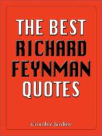 The Best Richard Feynman Quotes