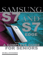Samsung Galaxy S7 & S7 Edge for Seniors