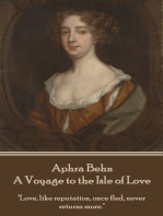 A Voyage to the Isle of Love