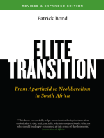 Elite Transition - Revised and Expanded Edition: From Apartheid to Neoliberalism in South Africa