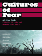 Cultures of Fear