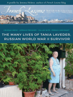 The Many Lives of Tania Laveder, Russian World War II Survivor