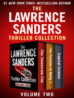 The Lawrence Sanders Thriller Collection Volume Two
