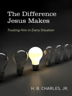 The Difference Jesus Makes